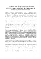 L'accord Qualité de Vie au Travail: une déclaration de bonnes intentions