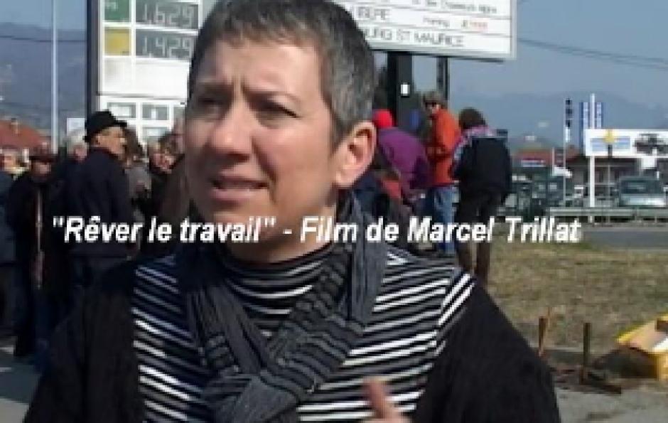 Rêver le travail - Marcel Trillat